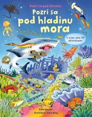 Obal knihy Pozri sa pod hladinu mora