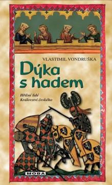 Obal knihy Dýka s hadem CZ
