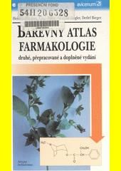 Barevný atlas farmakologie CZ