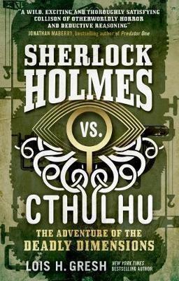 Sherlock Holmes vs. Cthulhu EN