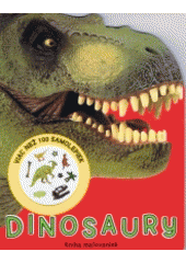 Dinosaury - kniha maľovaniek