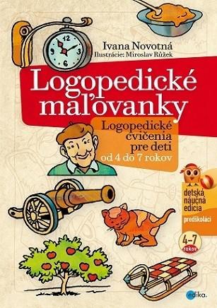 Logopedické maľovanky