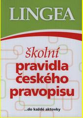 Školní pravidla českého pravopisu CZ
