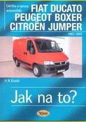 Fiat Ducato / Peugeot Boxer / Citröen Jumper (1982–2002) CZ