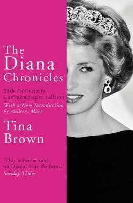 Obal knihy The Diana Chronicles EN