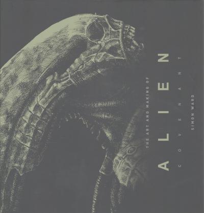 The Art and Making of Alien EN