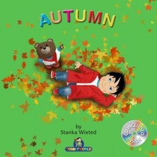 Obal knihy Autumn EN