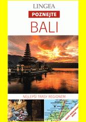 Obal knihy Bali CZ