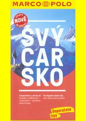 Obal knihy Švýcarsko CZ