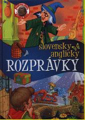Obal knihy Rozprávky slovensky anglicky