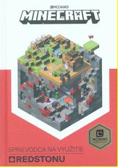 Obal knihy Minecraft: Sprievodca na využitie redstonu