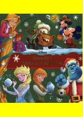 Obal knihy Disney: Vianočná zbierka rozprávok