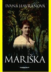 Obal knihy Mariška