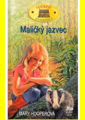Obal knihy Maličký jazvec