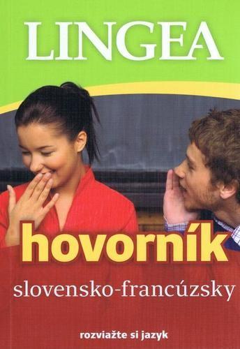 Obal knihy Slovensko - francúzsky hovorník
