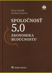 Obal knihy Spoločnosť 5.0