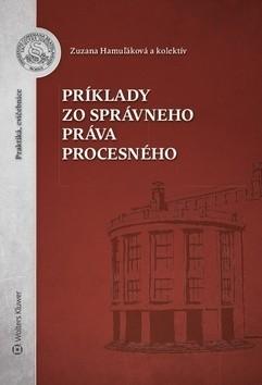 Obal knihy Príklady zo správneho práva procesného