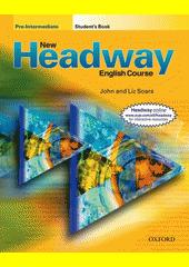 Obal knihy New Headway - Pre-Intermediate - Student's Book EN