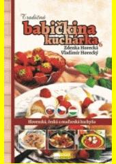 Obal knihy Tradičná babičkina kuchárka 6