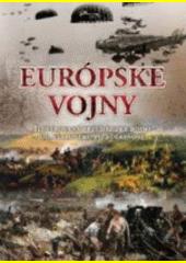 Obal knihy Európske vojny