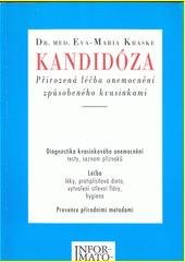 Obal knihy Kandidóza CZ