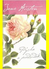 Obal knihy Pýcha a predsudok