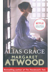 Obal knihy Alias Grace