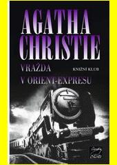 Obal knihy Vražda v Orient expresu