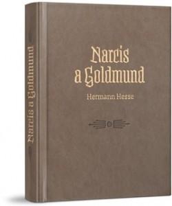 Obal knihy Narcis a Goldmund