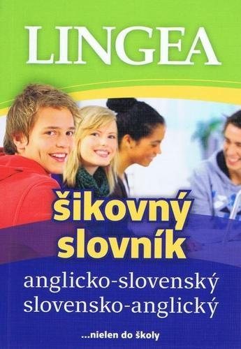 Obal knihy Anglicko-slovenský, slovensko-anglický šikovný slovník