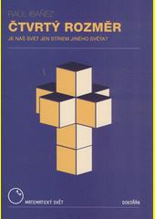 Obal knihy Čtvrtý rozměr