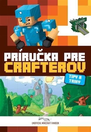 Obal knihy Príručka pre crafterov