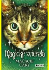 Obal knihy Magické zvieratá: Mačacie čary