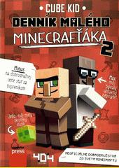 Obal knihy Denník malého Minecrafťáka 2