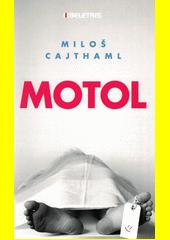 Obal knihy Motol