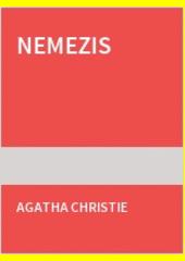 Obal knihy Nemezis