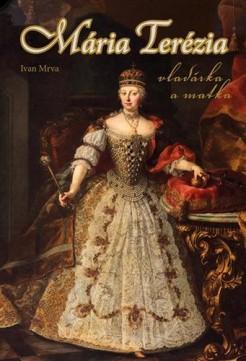 Obal knihy Mária Terézia