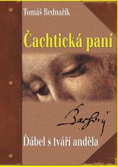 Obal knihy Čachtická paní CZ