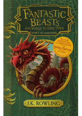 Obal knihy Fantastic Beasts and Where to Find Them