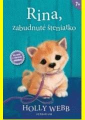 Obal knihy Rina, zabudnuté šteniatko