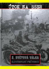 Obal knihy Útok na SSSR CZ