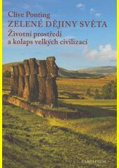 Obal knihy Zelené dějiny světa