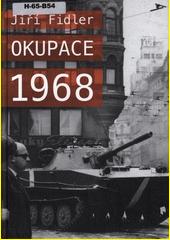Obal knihy Okupace 1968