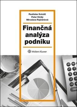 Obal knihy Finančná analýza podniku