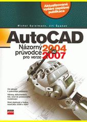 Obal knihy AutoCAD CZ