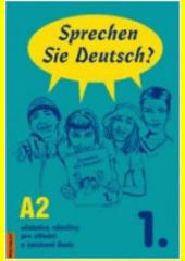 Obal knihy Sprechen Sie Deutsch? 1 DE