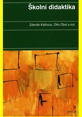 Obal knihy Školní didaktika CZ