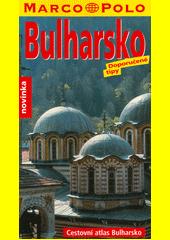 Obal knihy Bulharsko CZ