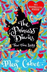 Obal knihy Princess Diaries: Third Time Lucky EN