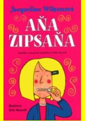 Obal knihy Aňa Zipsaňa